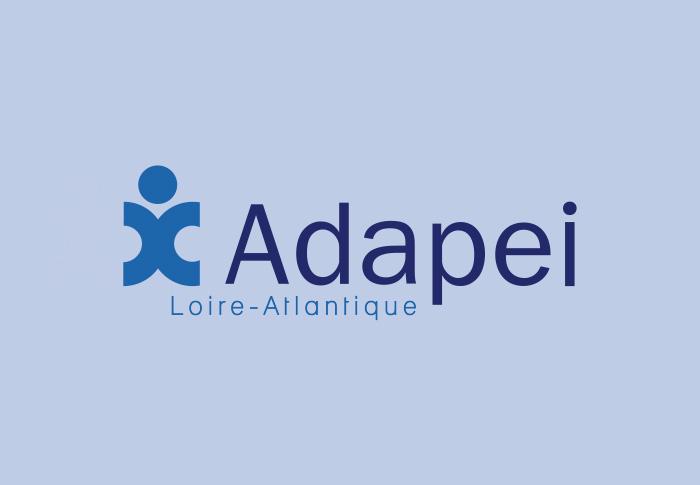 Visuel logo Adapei 44