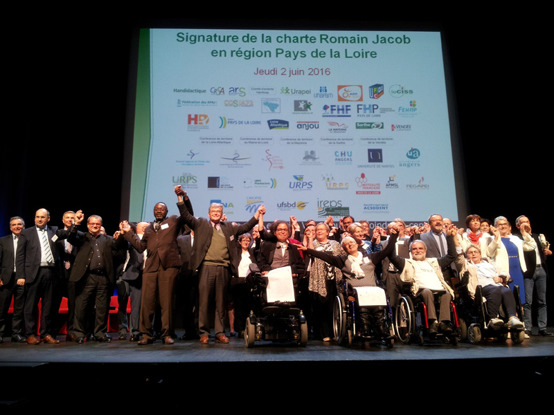 Un engagement collectif et enthousiaste pour tous les signataires