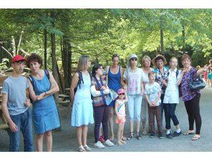 Sortie au zoo pour les jeunes du CAFS Hébergement Pôle Enfance des Sorinières